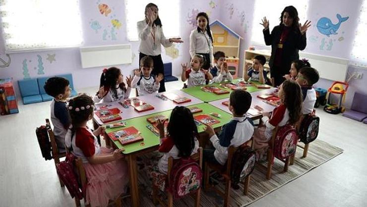 Ankara'da okul öncesi eğitim- öğretim uzaktan yapılacak