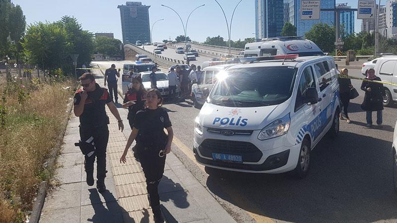 Ankara'da silahlı saldırıda öldü; zanlı polis merkezinin önünde intihar etti
