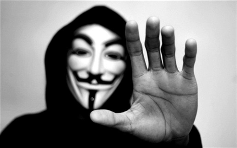Anonymous: Ölü yiyiciler operasyonu!