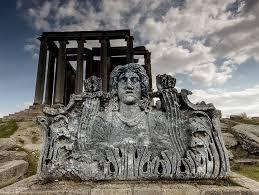 Koza Altın'dan antik kent talanı!