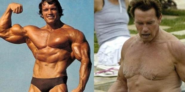 Arnold Schwarzenegger: Aynada kendime bakınca kusmak istiyorum