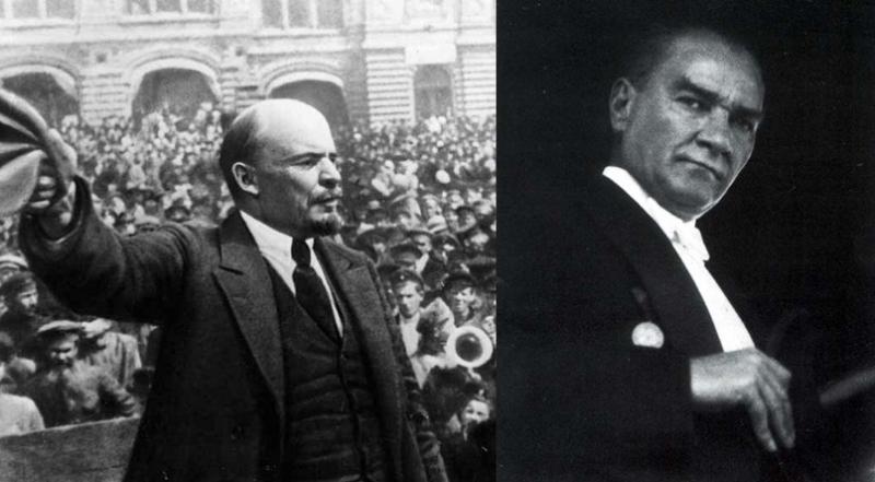 Atatürk'ün Lenin'e yazdığı mektup! Biz kapitalist sistemden daha çok, Sovyet sistemine yakınız...