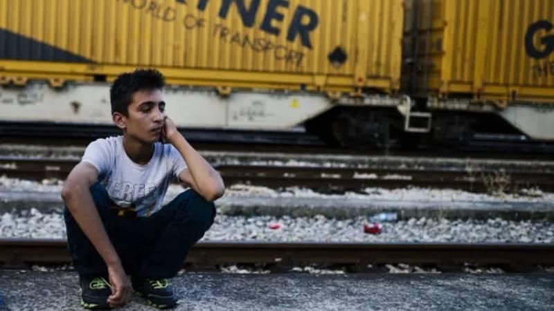 'Avrupa'da 2018-2020 arasında günde ortalama 17 sığınmacı çocuk kayboldu'