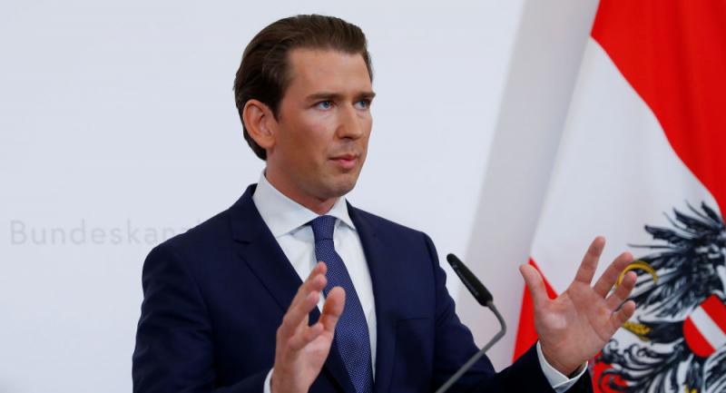 Avusturya'da erken seçime gidilecek