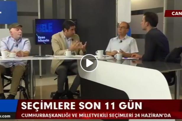 Aydemir Güler: Hitler'i gönderirken Merkel'i desteklemeyiz, sosyalizmi hedefleriz