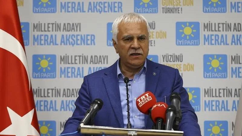 Aydın: Oy oranımız MHP'den yüksek, bizi davet edecek durumda değiller