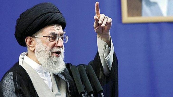 Ayetullah Hamaney: Sahtekar ABD ile müzakere masasına oturmayacağız