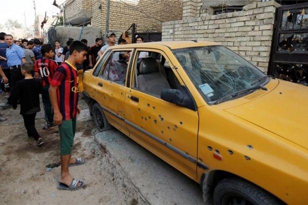 Bağdat'ta intihar saldırılarında 47 kişi öldü!