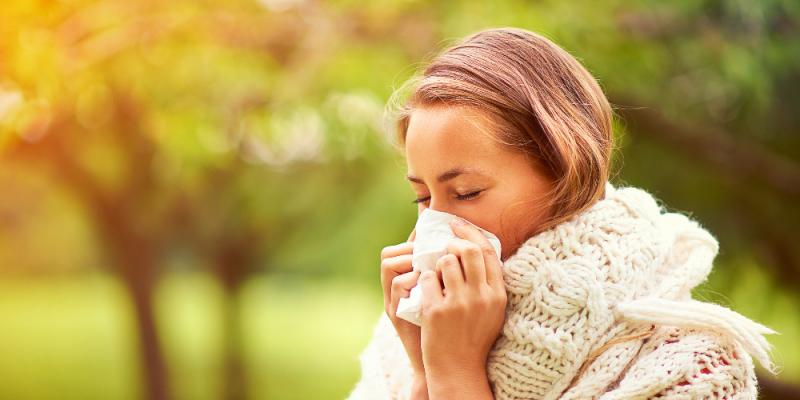 'Bahar alerjisi olanlarda koronavirüse yakalanma riski daha fazla'
