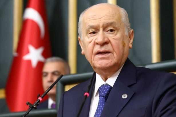 Bahçeli'den Erdoğan'a: MHP'yi suçlamak ahlaka sığmaz