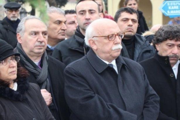 Bakan Nabi Avcı, Hrant Dink anmasına katıldı