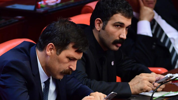'Barış Atay ve Erkan Baş, HDP'den ayrılacak'