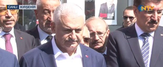 Başbakan Yıldırım: Bu mesele Kürt kardeşlerimizin meselesi değildir
