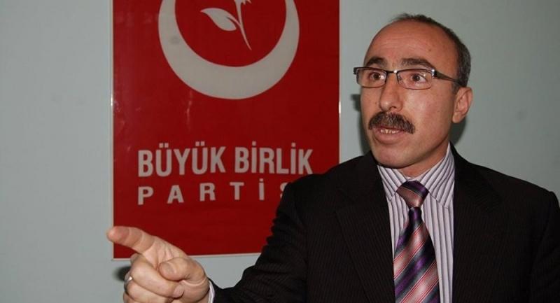 BBP'li başkan 'Erdoğan'a oy vermeyin' çağrısı yaptı!