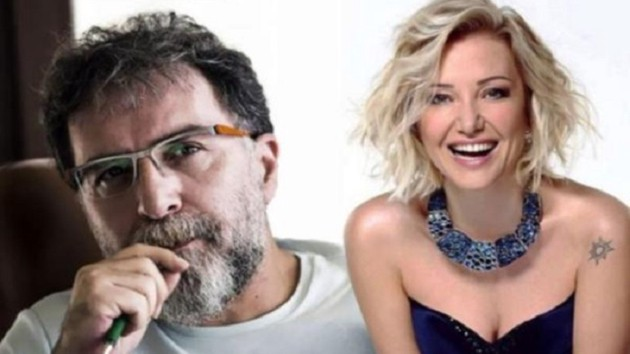 Berna Laçin'den Ahmet Hakan'a: En azından hedef gösterip 'haddini bildirin' dememiş