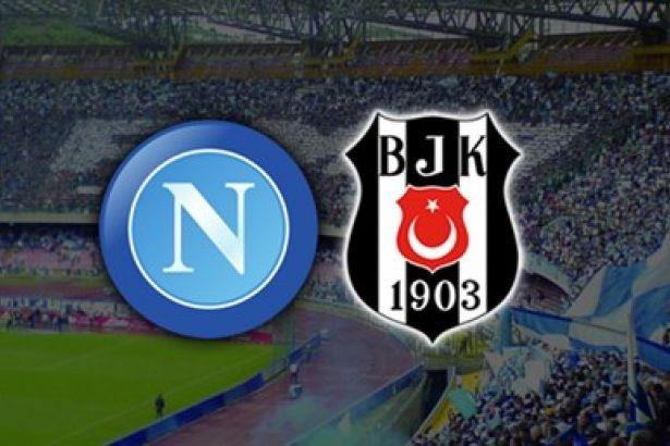 Beşiktaş taraftarlarına Napoli'de saldırı!