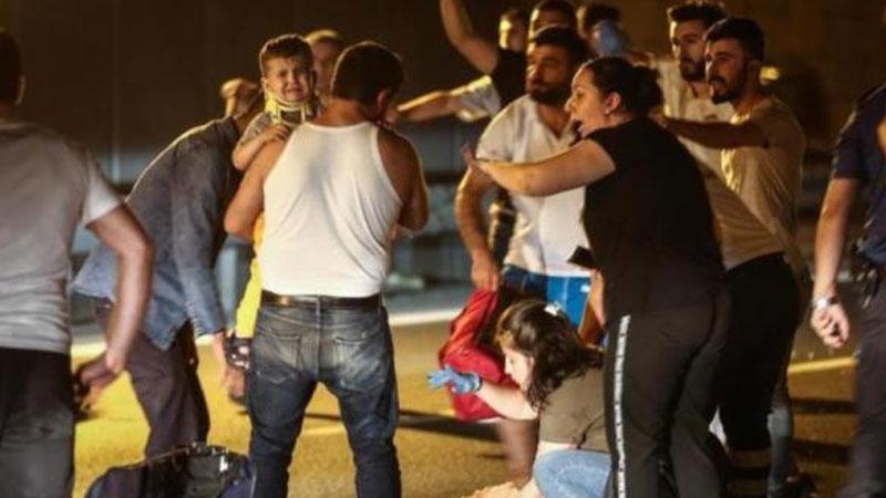 Beşiktaş'ta 4 kişinin öldüğü kaza nedeniyle arananlar yakalandı