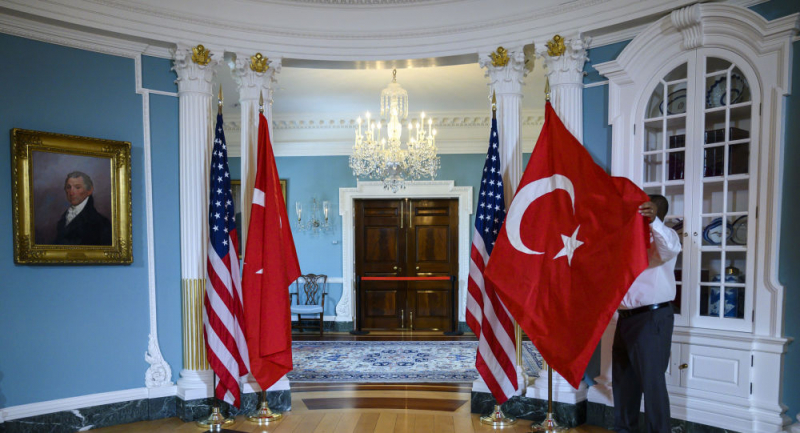 Beyaz Saray: ABD Kongresi, Türkiye'ye yönelik yaptırım kararı almaya hazır