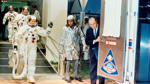 Bill Anders: Mars'a insan göndermek aptalca bir fikir