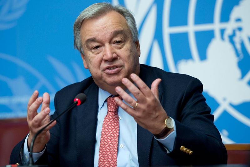 BM Genel Sekreteri: Nükleer silahın doğuracağı sorunlar, ulusal sınırların ötesine geçer!
