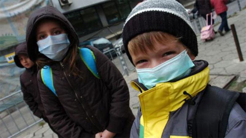 Bulgaristan'da grip nedeniyle okullar tatil edildi