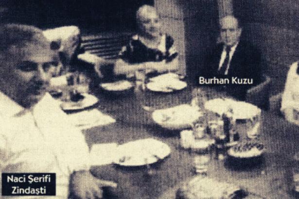 Burhan Kuzu'dan uyuşturucu baronu Zindaşti açıklaması