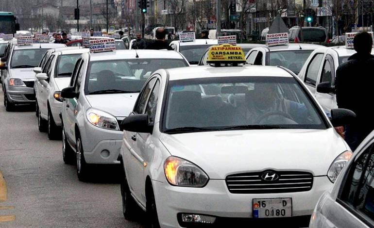 Bursa'da taksi ve dolmuş ücretlerine zam