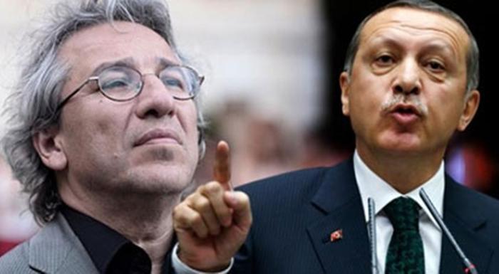 Can Dündar, Erdoğan'a soru soracak