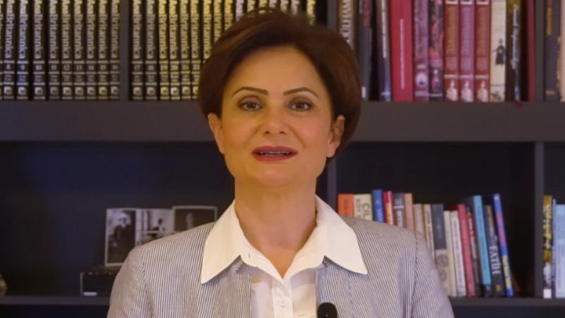 Canan Kaftancıoğlu: YSK'nın hakimleri varsa halkın da avukatları var