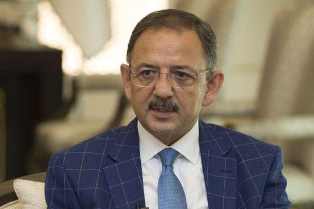 Çevre Bakanı: İstanbul'da 7'nin üzerinde deprem bekliyoruz