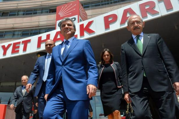 CHP'den 'Abdullah Gül' açıklaması
