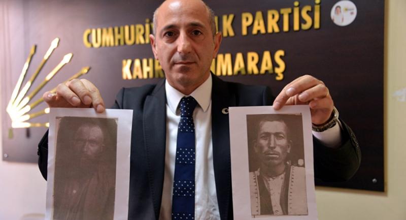 CHP'li Ali Öztunç: Benim ecdadım bu, siz de açıklayın