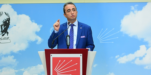 CHP'li Tezcan: Bu teklif reddedilmeli, anayasaya aykırıdır