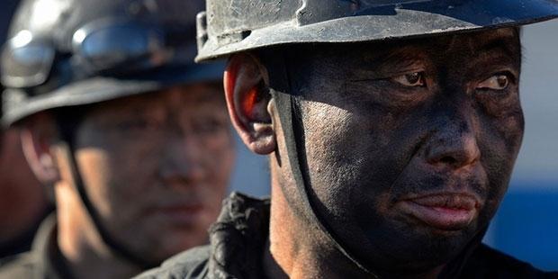 Çin'de kömür madeni göçtü; 9 ölü