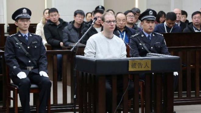 Çin'de mahkeme Kanada vatandaşının hapis cezasını idama çevirdi