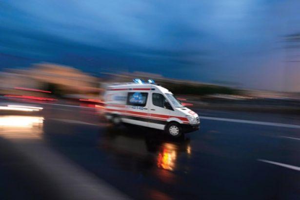 Cinsel gücü artırıcı hap içen 2 yaşındaki çocuk hastaneye kaldırıldı