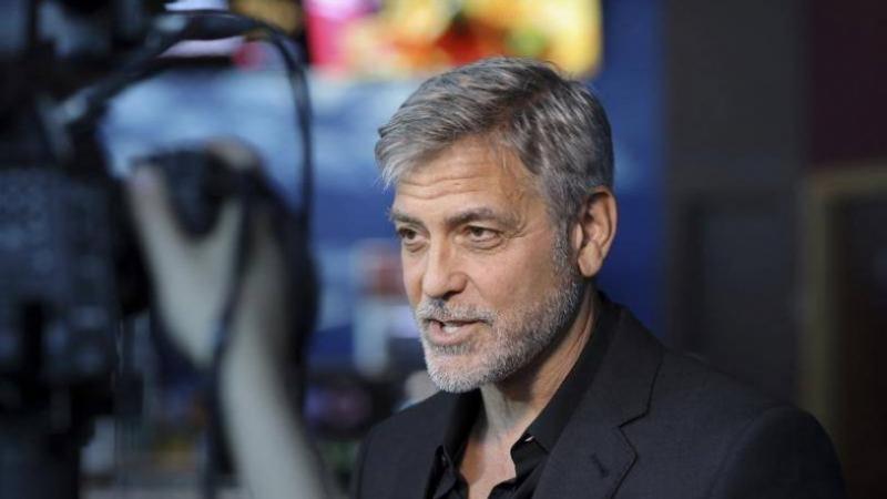 Clooney: Trump'ın iktidarını devirelim
