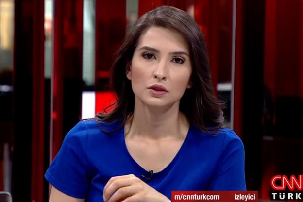 CNN Türk sunucusu: Bu iğrenç yaratıklarla aynı atmosferi soluyoruz!