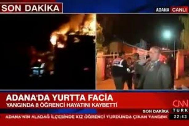 CNN Türk'te konuşan akademisyen: Kader sonuçta