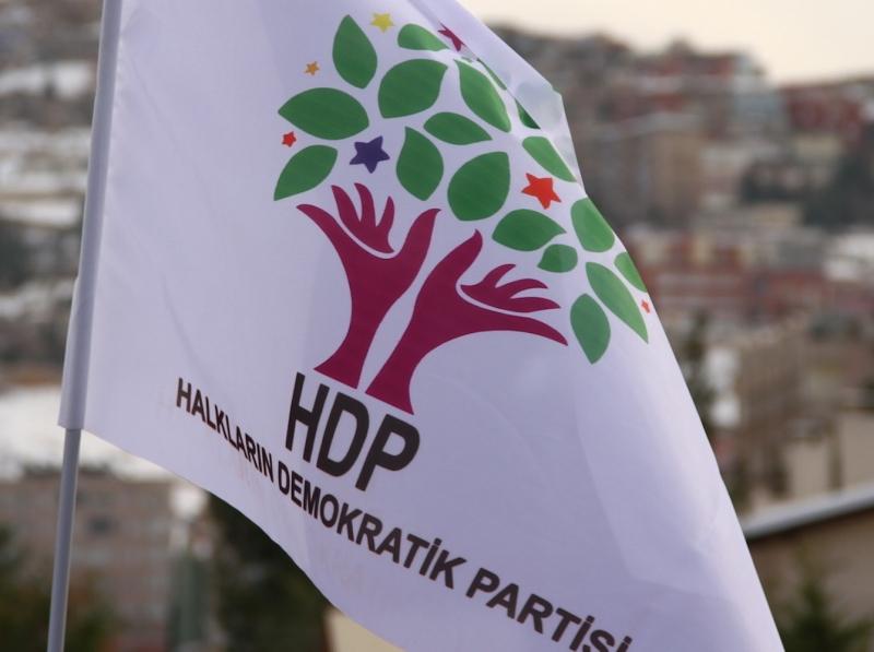 Çok eşlilik durumu olanlar HDP'de aday adayı olamayacak