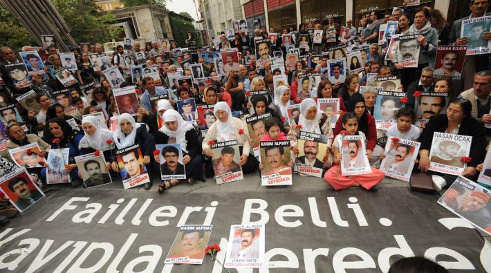 Cumartesi Anneleri Erdoğan'la görüşmek istiyor