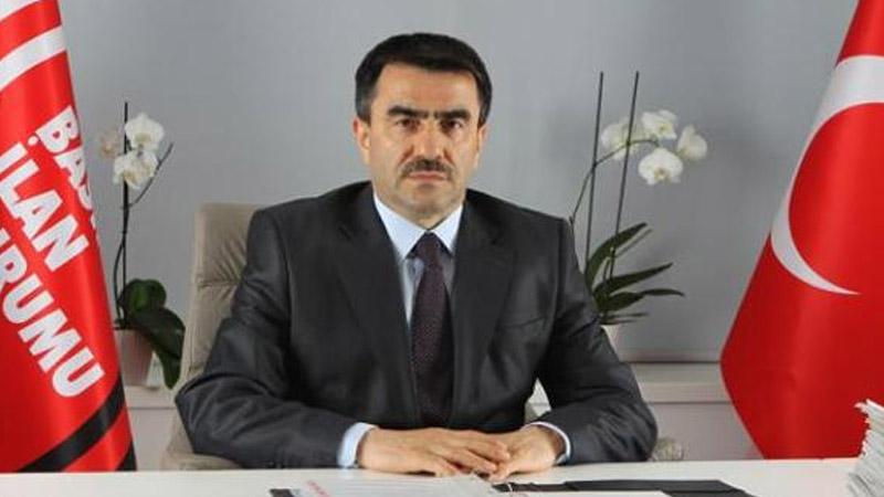 Cumhurbaşkanlığı kararıyla Basın İlan Kurumu Müdürü Yakup Karaca görevinden alındı