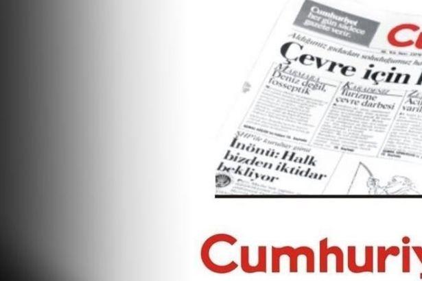 Cumhuriyet Gazetesi'ne kayyum mu atanıyor?