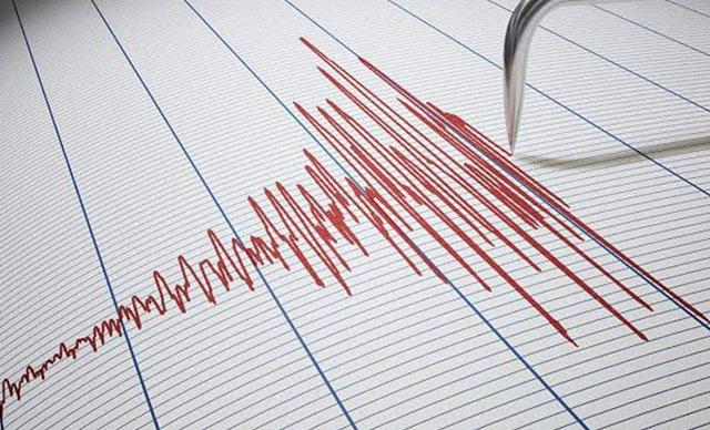 Datça açıklarında, 4.0 büyüklüğünde deprem