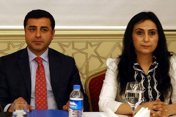 Demirtaş'a 142, Yüksekdağ'a 83 yıl hapis istemi