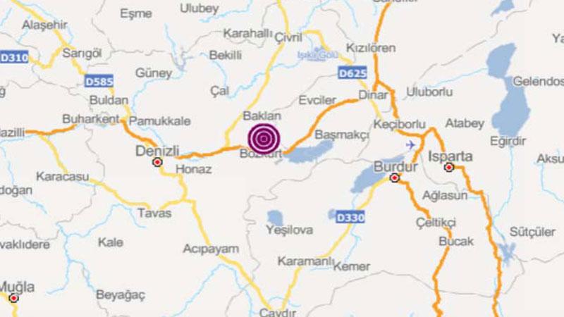 Denizli'deki depremin ardından Kandilli Rasathanesi'nden açıklama; İstanbul depremini tetikler mi?
