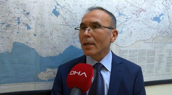 Deprem uzmanı Özmen'den Ankara için uyarı: Tehlike sanılanın aksine yüksek