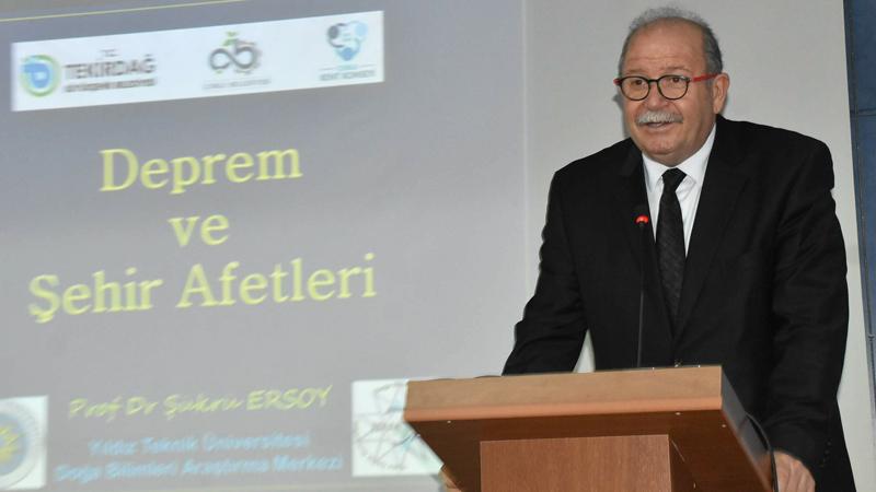 Deprem uzmanı Prof. Şükrü Ersoy: Bu deprem önemli, yer kabuğunu kırmış olabilir