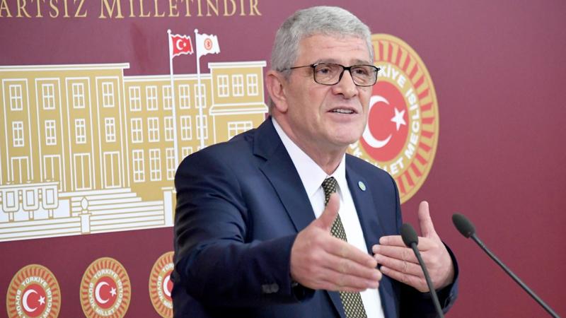 Dervişoğlu: Demokrasi Adası değil, sanki çiftlik açtılar