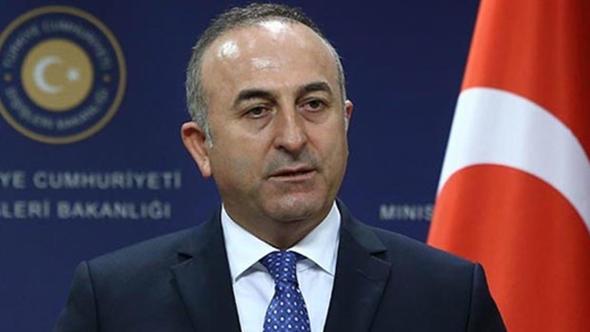 Dışişleri Bakanı Çavuşoğlu: Çoktan müdahale edilmeliydi, Esad rejimi Suriye'de kalmamalı
